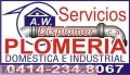 Plomeria aw servicios displomer c.a.