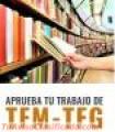 Busca tu TFM/TFG GRATIS