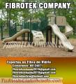 Empresa enfocada en la fabricacion en fibra de vidrio (Fibrotek Company)