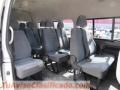 Toyota hiace 15 pasajeros modelo 2014