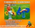 Productos hechos en fibra de vidrio fibrotek company