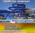 Artculos de divercion para niños y adultos hechos en fibra de vidrio fibrotek company