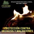 Proteccion contra hechizos y maldiciones (773) 523 8620