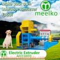 MEELKO Extrusora para pellets alimentacion perros MKED090B