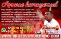 Mastro khano, especialista em amarrações vudu..