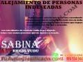 ALEJAMIENTO Y CURACIONES DE DAÑOS POR ENFERMEDAD;