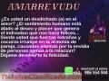 AMARRES PARA EL AMOR, TEMPORAL Y VUDU