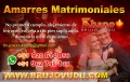 AMARRES MATRIMONIAL, AMARRES ETERNOS