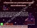 CURACIÓN DE ENFERMEDADES DESCONOCIDAS.
