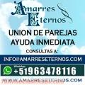 AMARRES DE AMOR, RETORNO DE PAREJA, UNION DE PAREJA