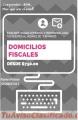 RENTA DE DOMICILIOS FISCALES EN COL. ROMA