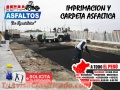 SERVICIO DE CARPETA ASFÁLTICA E IMPRIMACIÓN COFRA E.I.R.L