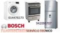 Servicio tecnico lavadora bosch
