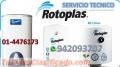 SOPORTE Y MANTENIMIENTO TERMAS ROTOPLAS ELECTRICAS Y A GAS 4476173 LA MOLINA