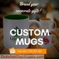 Printed mugs cheap