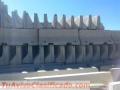 Barreras New Jersey - Barreras de hormigón