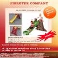 Te ofrecemos productos en liquidación fabricados en fibra de vidrio
