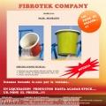 Productos en liquidación fabricados en fibra de vidrio