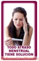 Atraso menstrual chiclayo  017954718 ayuda