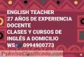 Clases y Cursos de Inglés en Guayaquil a Domicilio