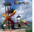 CONSTRUCCIONES DE MEGA PARQUES ACUÁTICOS Y JUEGOS INFANTILES EN BOLIVIA