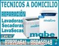 TÉCNICO DE LAVADORAS MABE, EN CHORRILLOS - 960459148