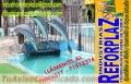CONSTRUCTORA REALIZA INSTALACIONES TOBOGANES ACUÁTICOS Y PARQUES INFANTILES