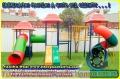 Construccion de parques interiores y exteriores