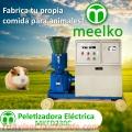 Meelko Peletizadora 230 mm electrica 11 kw para concentrados balanceado mkfd230c