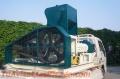 Extrusora para pellets flotantes para peces 700-800kg/h 75kW - MKED135B