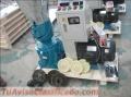 Meelko Extrusora para pellets flotantes para peces 1800-2000kg/h 132kW - MKED200B