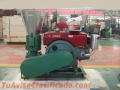 Maquina Meelko para pellets con madera MKFD200A