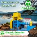 Extrusora Meelko para pellets flotantes para peces MKED090B