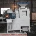 Meelko Prensa para hacer carbon en briquetas 4 Toneladas hora - MKBC04