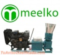Meelko Peletizadora para madera MKFD260A