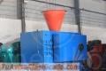 Prensa Meelko para hacer carbon en briquetas 20 Toneladas hora - MKBC20