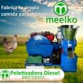 Meelko Peletizadora para balanceados KFD230A