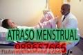 ATRASO MENSTRUAL LINCE 988657666 CONSULTORIO MÉDICO LIMPIEZA DIRECTA