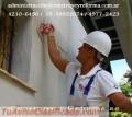 REVESTIMIENTOS PLASTICOS APLICACION EN VILLA DOMINICO