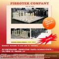 FIBROTEK COMPANY lanza la casa por la ventana