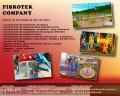 Empresa Constructora realiza trabajos para parques infantiles