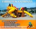 Empresa Constructora realiza excelentes trabajos en parques infantiles y balnearios