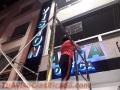 Avisos publicitarios  de alto impacto visual  en acrílico  volumetrico en luz led
