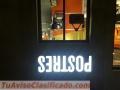 Letreros  publicitarios  de alto impacto visual  en acrílico con luz led