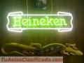 Neon y  letreros publicitarios de alto impacto en acrílico volumetrico en led