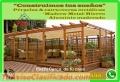 Pasbi, pergolas, pergola, deck, jardinera, Ecuador, Quito, Pichincha, estructura metalica, madera