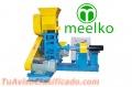 Extrusora Meelko para pellets flotantes para peces 30-40kg/h 5.5kW - MKED040C
