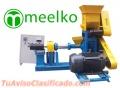 Extrusora Meelko para pellets flotantes para peces 120-150kg/h 15kW - MKED060C