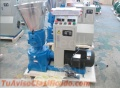 Peletizadora Meelko 200mm electrica 7.5kW para alfalfas y pasturas 150-200kg/h - MKFD200B