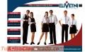 Uniforme corporativo para dama y caballero en alta costura elivetni
